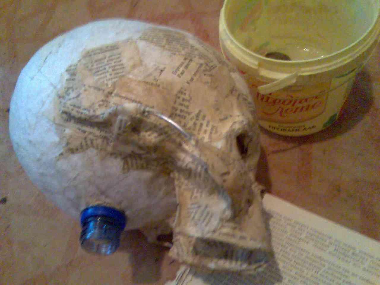 Как вырезать череп своими руками фото 216