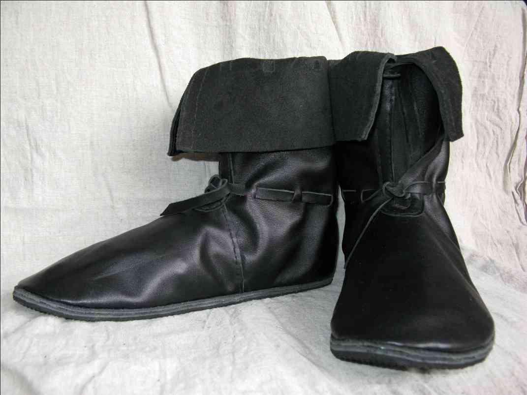 Как сшить ролевую обувь rpgear.ru