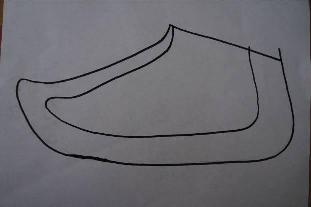 Валяная обувь своими руками